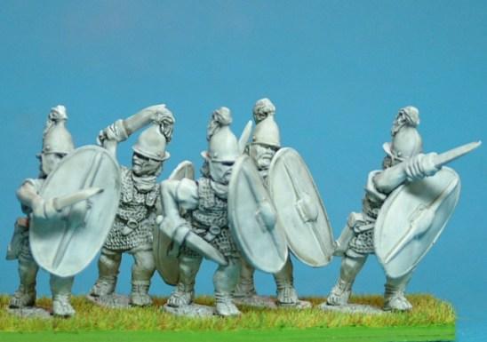 Legionaries, sword.
