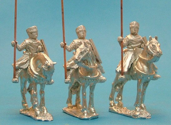 ME01a Mounted Knights/Sergeants