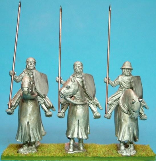 ME20 Mounted Knights-sergeants 1