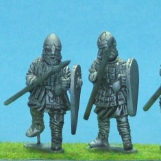 MEE43 Eastern Spearmen in Aketon-Gambeson