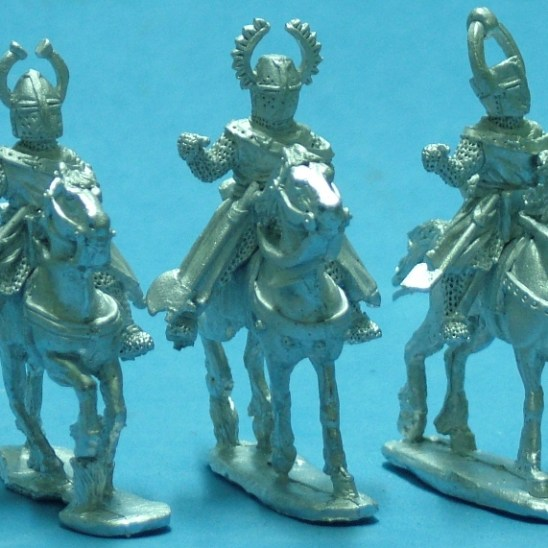 MET01 Mounted Knights 1