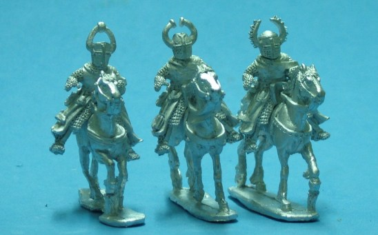 MET03 28mm Mounted Teutonic Knights