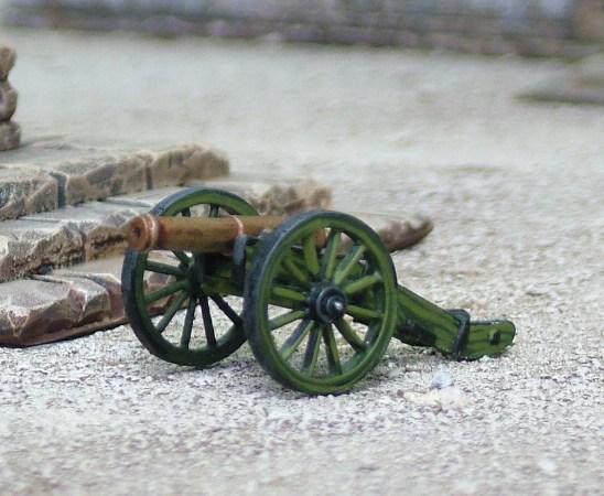 Mex 6 lb gun