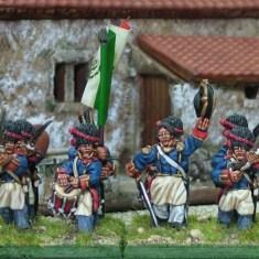 Zapadores Command