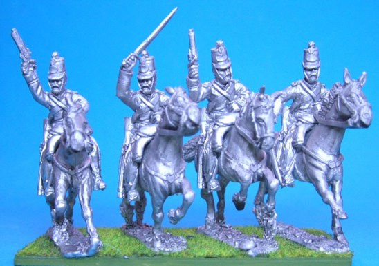 Mexican Light cavalry