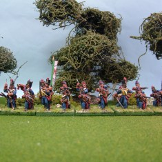 28mm mexican american war Mexican firing line