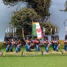 28mm mexican american war guard of the supreme power