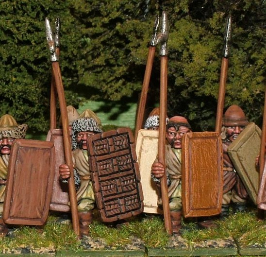 MO08 Foot spearmen.