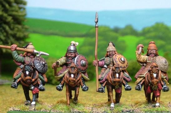 MO16 Heavy cavalry.
