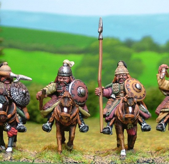 MO16 Heavy cavalry.