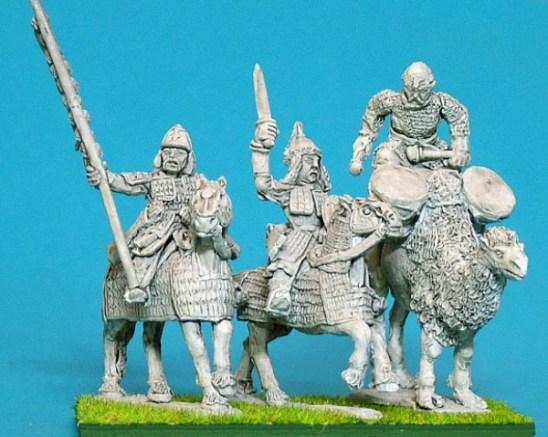 Mongol General set