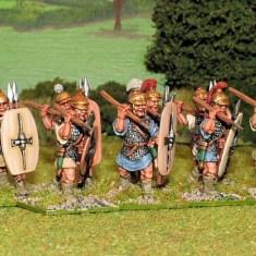 Thorakites attacking overarm