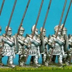 Seleucid Phalangites