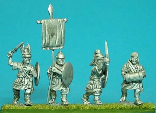 Ptolemeaic Egyptian Phalangites Command
