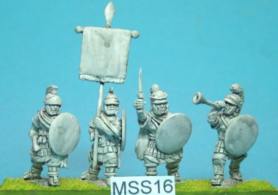 Successor Armoured Phalangites Command