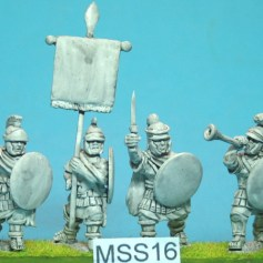 Successor Armoured Phalangites Command