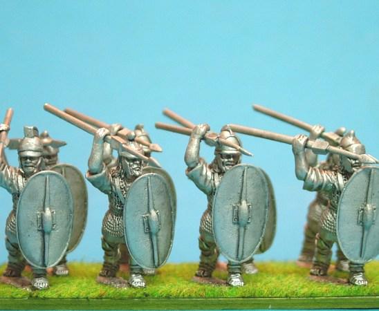 Imitation Legion Attacking overarm