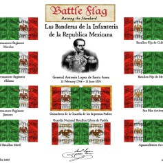 Mexican Flags 01