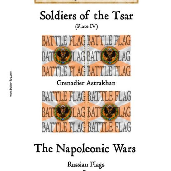 Grenadier Astrakhan(Plate IV)