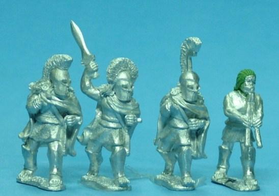 Spartan Hoplite, bell cuirass, command, advancing.
