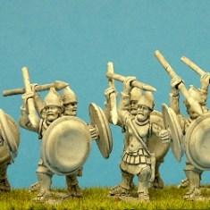 Punic Infantry Hoplites