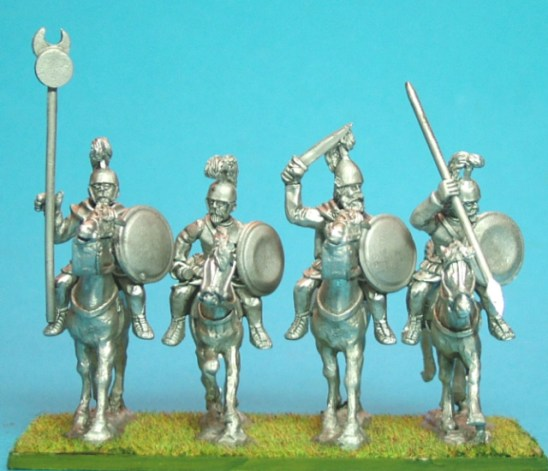 Punic Cavalry Command
