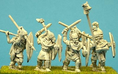 Celt Iberian Infantry Command