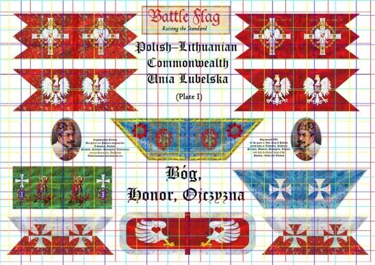 Polish-Lithuanian Flags