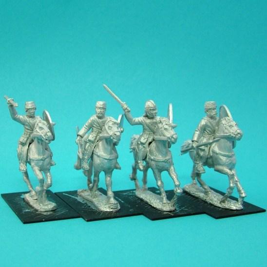 Light cavalry (4)