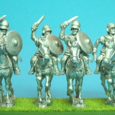 Equites Cavalry, sword.