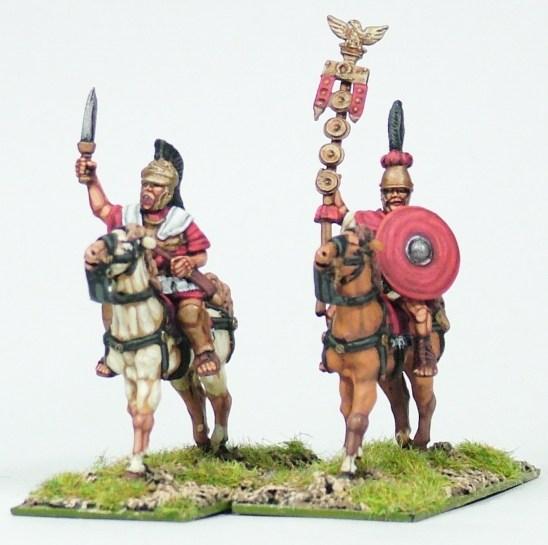 Scipio Africanus and std bearer.