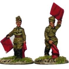 28mm ww2 russian Signalmen