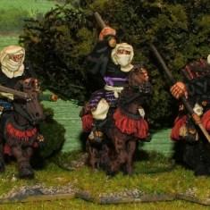 Monk Cavalry