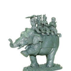 Elephant crew (I)