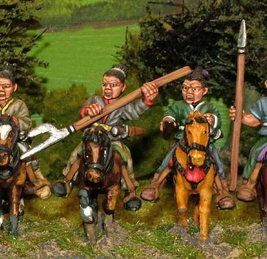 SU20 Light cavalry.