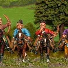 SU21 Horse archers.