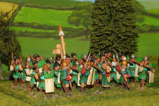 SUP04 Spearmen.