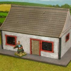 SV15f Single story house.