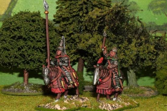 TB01 General and standard bearer.