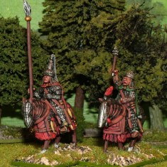 TB01 General and standard bearer.