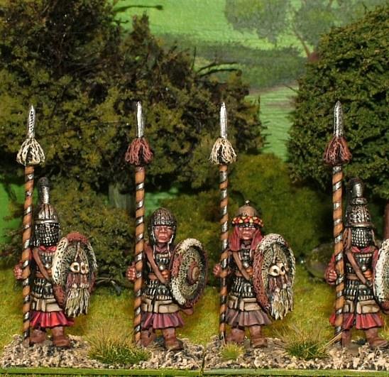 TB07 Dismounted cavlary-spearmen.