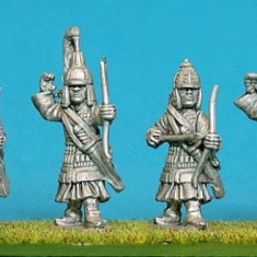 TB08 Dismounted cavalry archers.