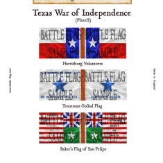 Texas War of Independence ( Plate II)
