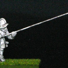 28mm thirty years war Pike men