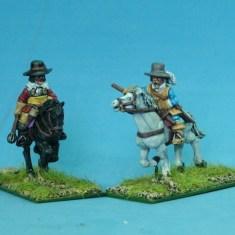 Mounted senior officers II