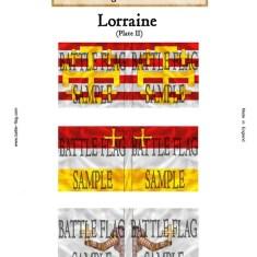 Duchy of Lorraine Plate II