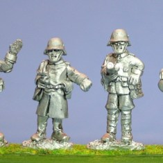 28mm ww1 german Officers and NCO?s