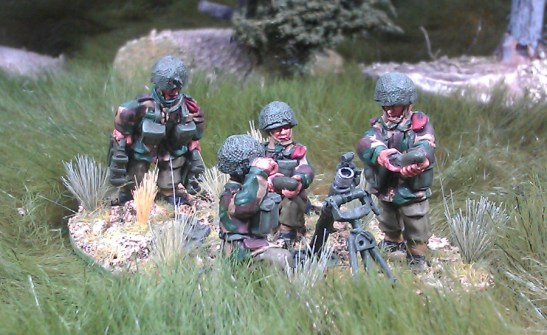 "3"" mortar"