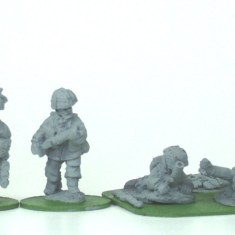 "British paras with 2""mortars."