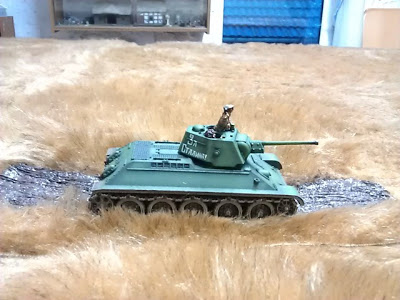 1st Corps 1/48 T34
